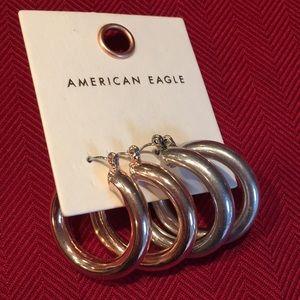 American Eagle hoops